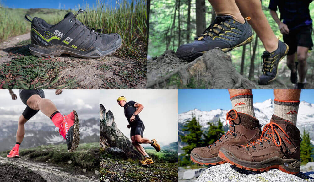 Difference Between Hiking Shoes and